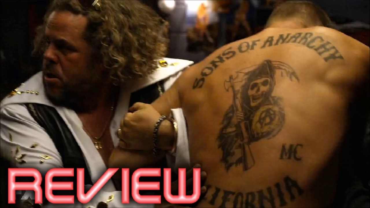 Sons Of Anarchy Season 1 Episode 5 Giving Back Review Youtube