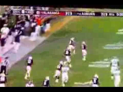How A Professional Calls A Miracle: Verne Lundquist of CBS Sports Calls Final Iron Bowl Miracle TD