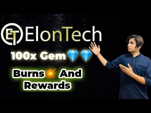 ELONTECH – The first Tech Valley Crypto Token