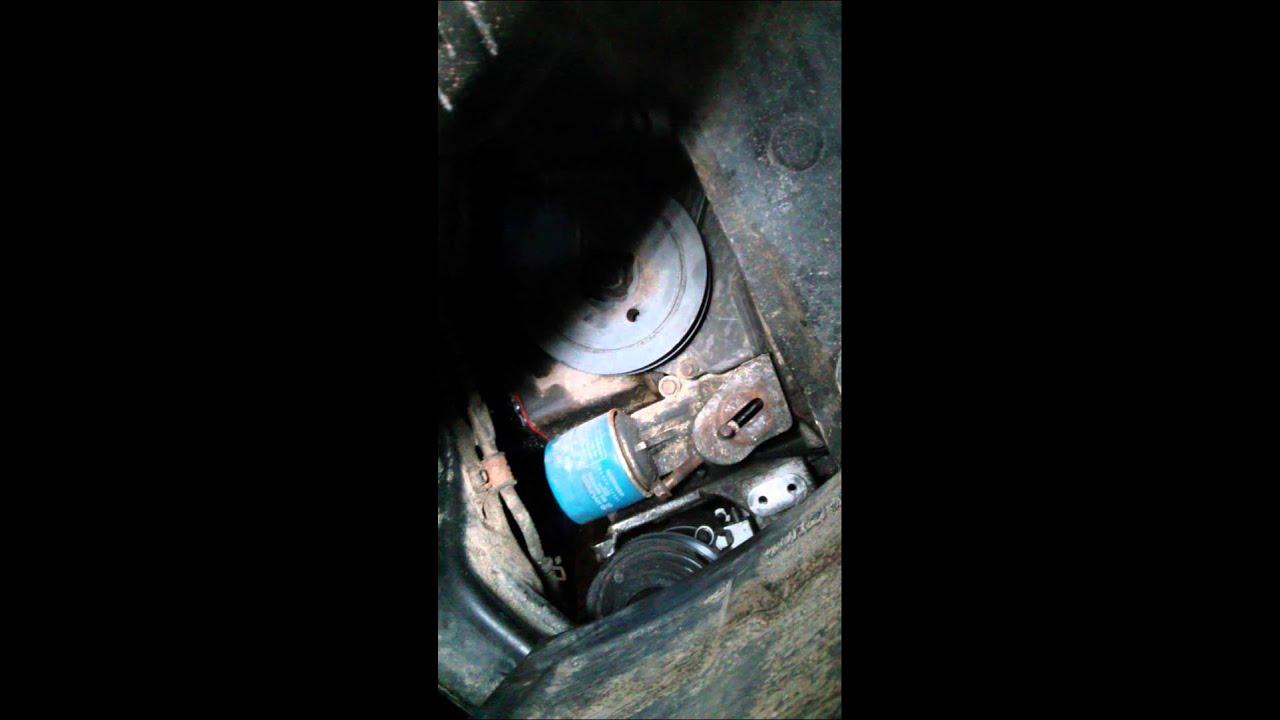 Hyundai Santa Fe 3 5 Alternator R Amp R Pt1 Doovi