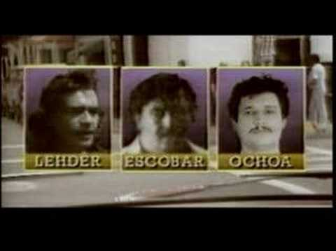 Pablo Escobar was just the fall guy