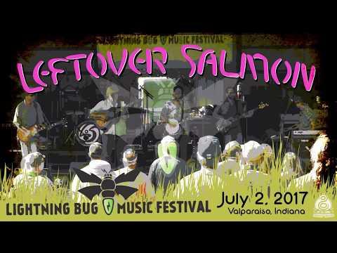 Leftover Salmon ~ Full Set ~ Lightning Bug Festival 7/2/2017 (SBD)