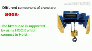 Overhead crane parts video, Overhead crane parts clips