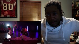 Ariana Grande - 7 rings - Dance Choreography by Jojo Gomez & Aliya Janell | Reaction