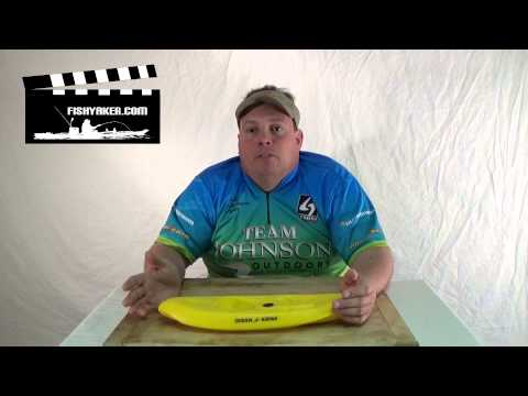 There is no perfect fishing kayak; Length vs. Width vs. Hull Design: Episode 158
