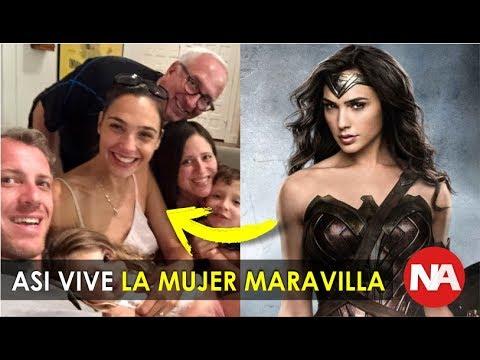 Así es la Vida de GAL GADOT la Mujer Maravilla / Wonder Woman