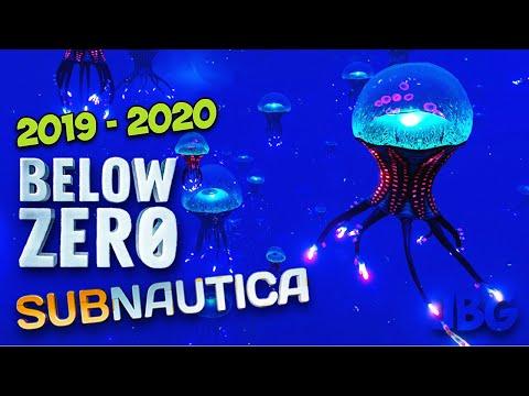 ПОЛЯРНЫЙ ЛИС - МЕДУЗА 2020 ГОДА - СНЕЖНЫЙ СТАЛКЕР И ВЫЖИВАНИЕ В - Subnautica Below Zero #6