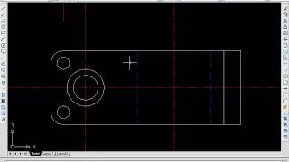 Autocad 2007 - Draw 2d _ Top View