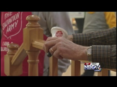 Sign Up Begins For Salvation Army Bell Ringers