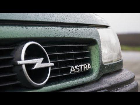 Opel Astra F (1998) - tesztelok.hu