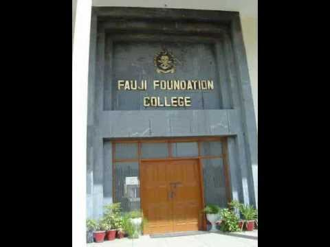 Fauji Foundation College (New Lalazar Rawalpindi)