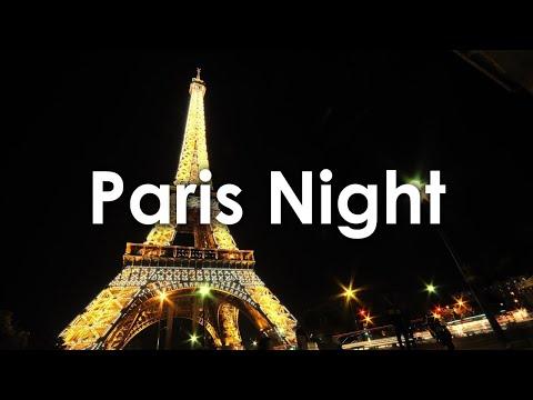Paris Night Jazz - Smooth Saxophone JAZZ - Night Romantic Instrumental JAZZ Music