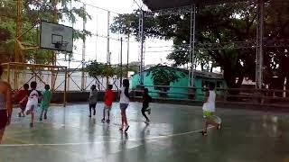 Rubén Darío 3 troters baloncesto