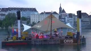 Anna Aaron @ Festival Imfluss, Basel 28/07/2018