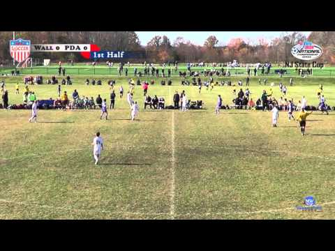 Wall Cosmos vs.  PDA  2015 NJ State Cup Finals