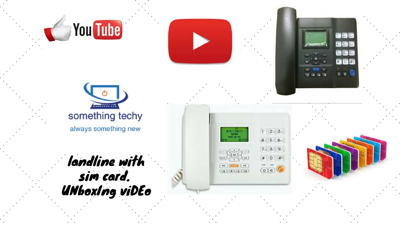 Huawei f501 gsm wireless landline phone any type of gsm sim cards fwp - Unboxing Huawei F501 Gsm Landline Phone