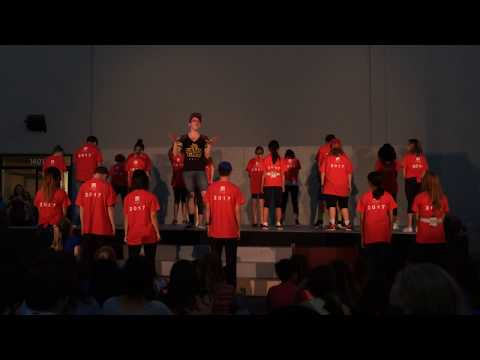 Welcome & Summer Camp Session 1 Mainstage Performance - CMTSJ Preview Night - 06/24/2017