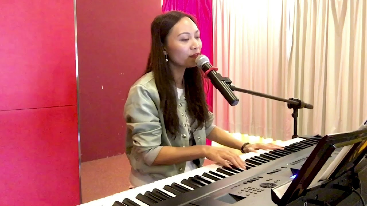 憂傷痛悔的靈 (粵語/廣東話詩歌)詩篇51篇 Vocal/Piano - YouTube