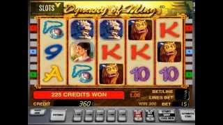 видео Играть бесплатно в игровой автомат Dynasty of Ming (Династия Минг)