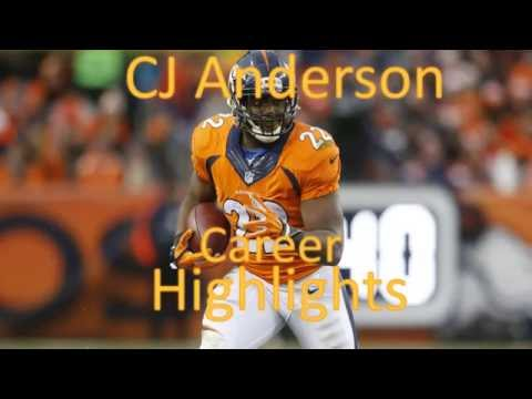 CJ Anderson Career Highlights |HD|