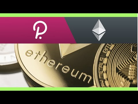 Ethereum (ETH) and Polkadot (DOT) can make you RICH RICH RICH!