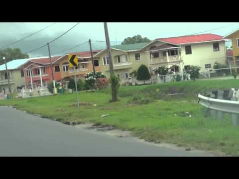 GUYANA-Beautiful Houses -Providence -Herstelling-East Bank Demerara-Georgetown