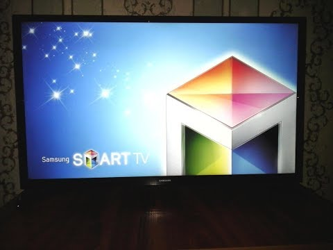 анбокс Samsung LED телевизор модель: UE32J4500AK
