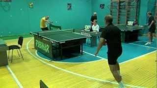 Черепанов Д. - Широких Т. Субботний турнир 29.09.2012