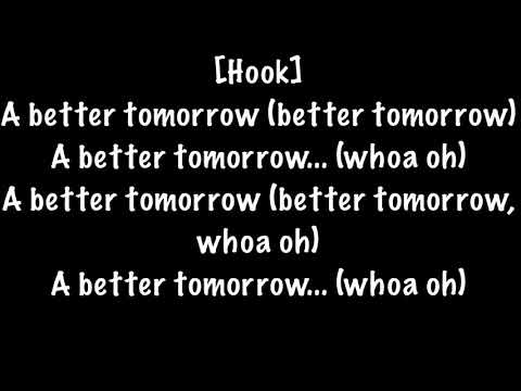 A Better tomorrow lyrics by Jahmiel
