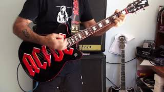 AC/DC Love Hungry Man Malcolm Young's Part