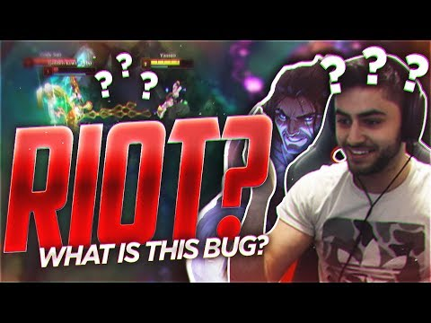 Yassuo | RIOT?!? WHAT IS THIS SYLAS BUG???