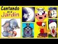 CANTANDO EN EL JARDIN - Canciones infantiles