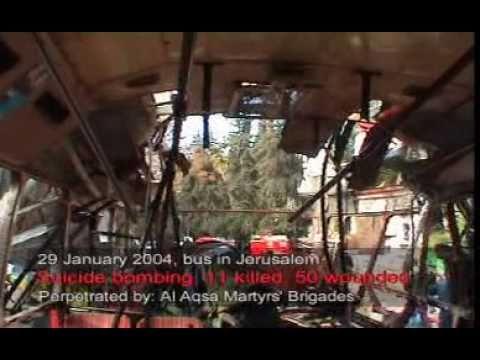 suicide attacks,  terror in Israel