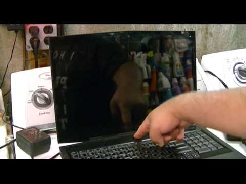Alienware M17x R3 Laptop, UPGRADE From Windows 10 To Windows 7, Part 1