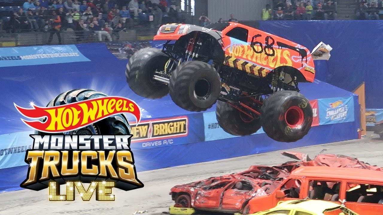 Hot Wheels Monster Trucks Live Jackson Ms Youtube