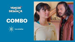 Vencer el desamor: Gemma y Cuauhtémoc se van a Estados Unidos | C-23 | Las Estrellas