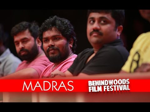 """I wasn't the initial choice for Madras"" - Karthi - Madras, Best Tamil movie at BFF 2015"