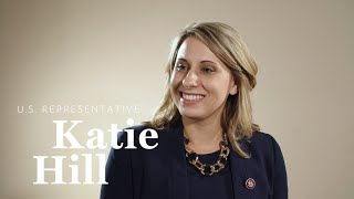 Rep. katie hill believes in young people's power to make change