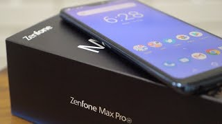 Asus Zenfone Max Pro M2 Unboxing & Overview