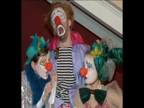 Клоунская