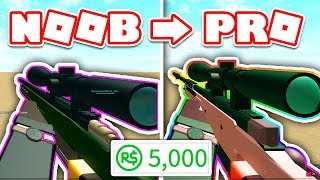 I SPENT 5,000 ROBUX... GOOD OR BAD? (Roblox Phantom Forces)