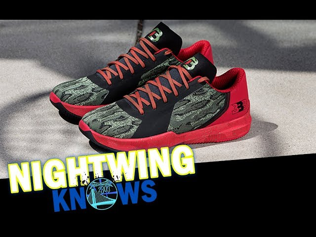 WHY DOES THE BBB LaMELO 1 LOOK JUST LIKE THE BRANDBLACK RARE METAL? | Nightwing Knows