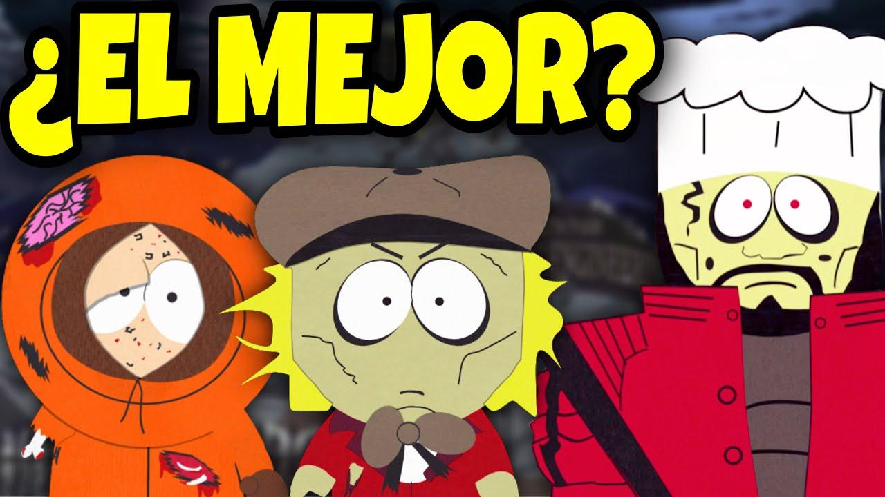 El Especial de Terror de South Park con @César André  - Retrospectiva South Park