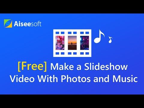 [Free] How To Make A Slideshow Video With Photos And Music