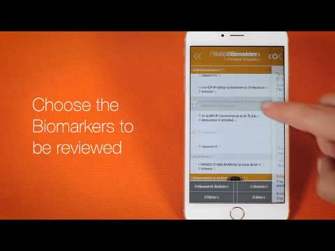 Pacific Biomarkers Smartphone Application Tour