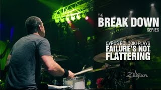 Cyrus Bolooki of New Found Glory plays Failure's Not Flattering fro...