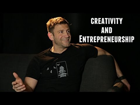 Chase Jarvis on Creativity and The Art of  Entrepreneurship with Lewis Howes