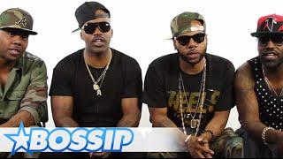 Download lagu Jagged Edge On Dating Original Destiny's Child Members | BOSSIP