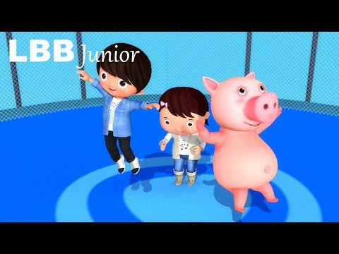 Trampoline Song | Original Songs | By LBB Junior