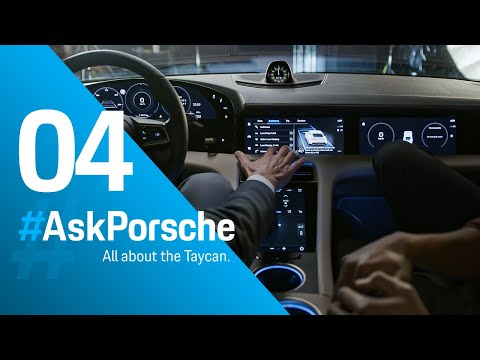 #AskPorsche    Part 04 - Hydrogen power, autopilot, lithium mining and transportation in the Taycan